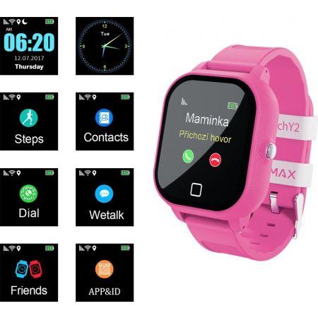 Детски спортен часовник - LAMAX WATCH Y2 - 9
