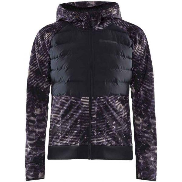 Craft PURSUIT THERMAL fialová XL - Dámská zateplená bunda