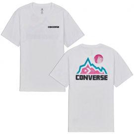 Converse MOUNTAIN MOON GRAPHIC SHORT SLEEVE T-SHIRT