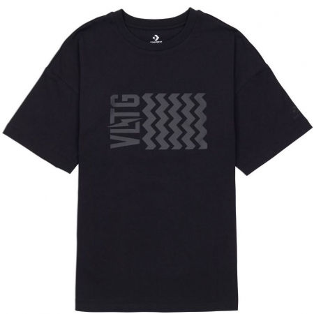 Converse VLTG OVERSIZED SHORT SLEEVE T-SHIRT - Damenshirt
