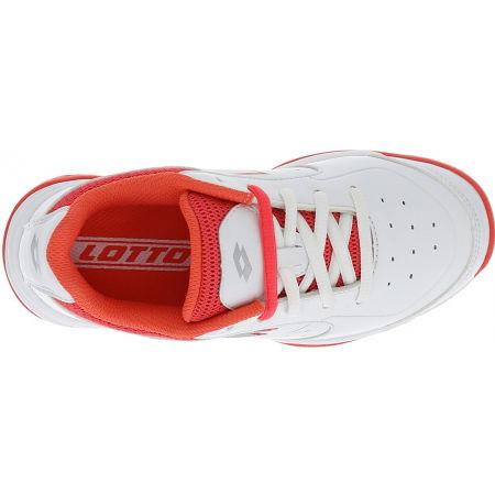 Juniorská tenisová obuv - Lotto SPACE 600 II ALR JR - 4