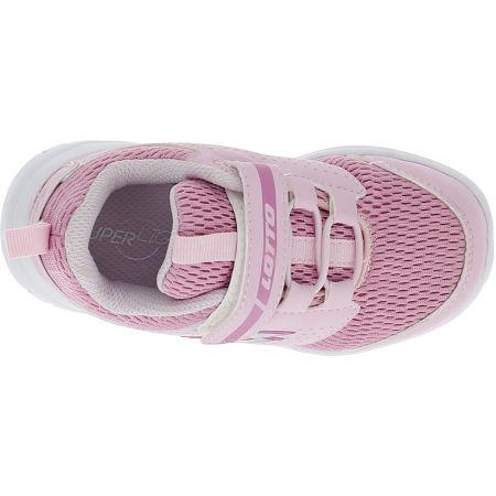 Detská obuv na voľný čas - Lotto SPACEULTRA INF SL - 3