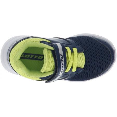 Detská športová obuv - Lotto SPEEDRIDE 600 V INF SL - 4