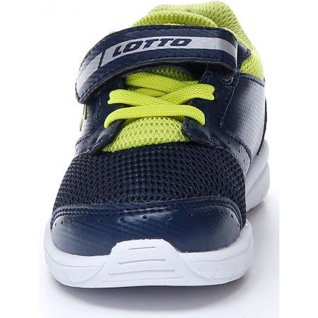 Detská športová obuv - Lotto SPEEDRIDE 600 V INF SL - 6
