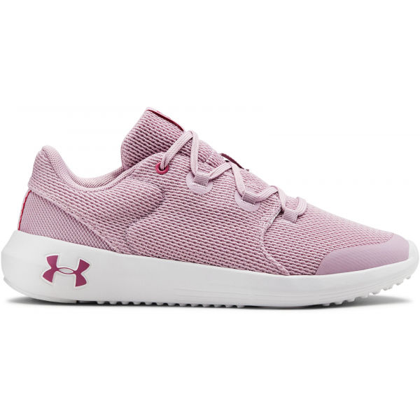 Under Armour GS RIPPLE 2.0 svetlo ružová 5.5 - Detská lifestylová obuv