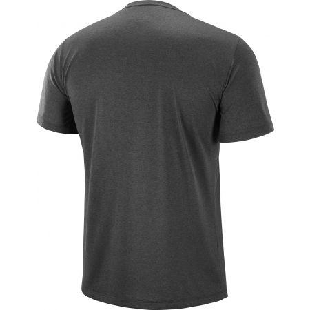 Pánske tričko - Salomon AGILE GRAPHIC TEE M - 3