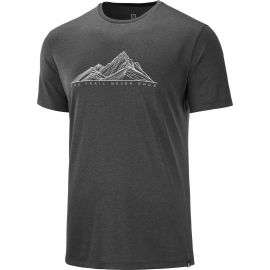 Salomon AGILE GRAPHIC TEE M - Men's T-Shirt