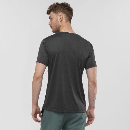 Pánske tričko - Salomon AGILE GRAPHIC TEE M - 5