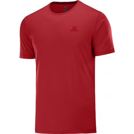 Мъжка тениска - Salomon AGILE TRAINING TEE M - 1
