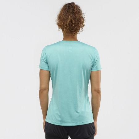 Dámske tričko - Salomon AGILE SS TEE W - 3