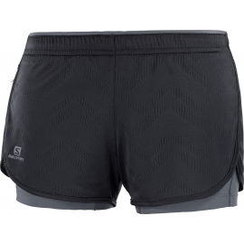 Salomon AGILE 2IN1 SHORT W - Women's shorts
