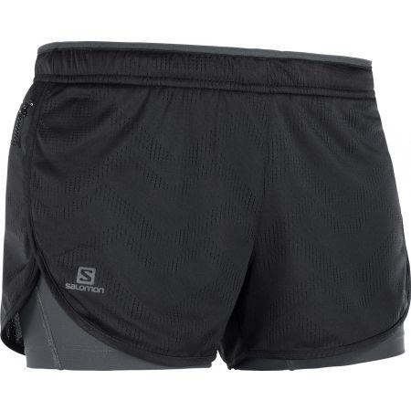 Dámske šortky - Salomon AGILE 2IN1 SHORT W - 2