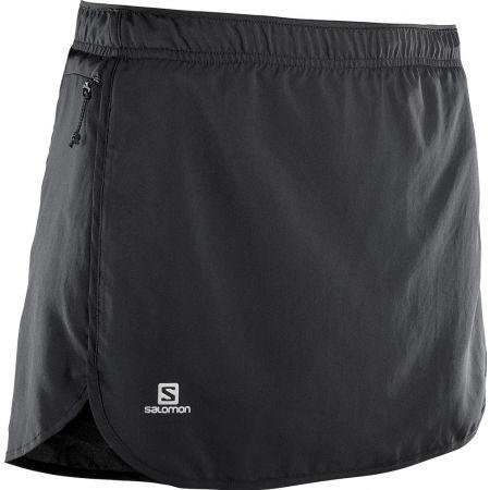 Női szoknya/rövidnadrág - Salomon AGILE SKORT W - 2