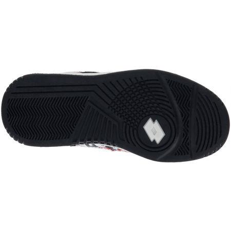 Pantofi de timp liber pentru juniori - Lotto BASKETLOW AMF II PATCHOWRK CL SL - 5