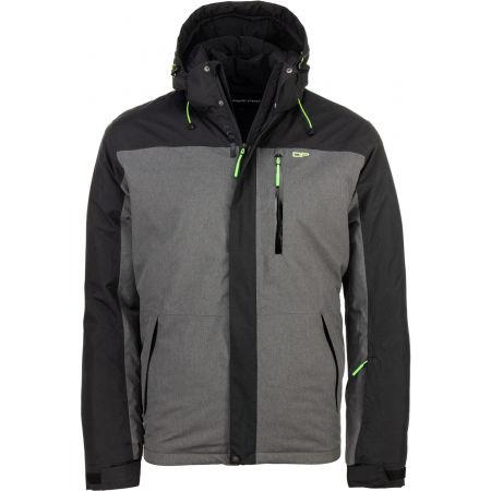 Pánská lyžařská bunda - ALPINE PRO NELIM - 1