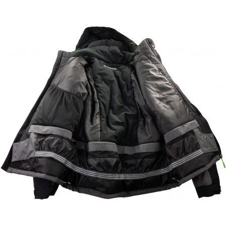 Pánská lyžařská bunda - ALPINE PRO NELIM - 3
