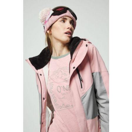 Dámská lyžařská/snowboardová bunda - O'Neill PW CORAL JACKET - 6