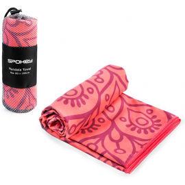 Spokey MANDALA 80x160CM - Rychleschnoucí ručník