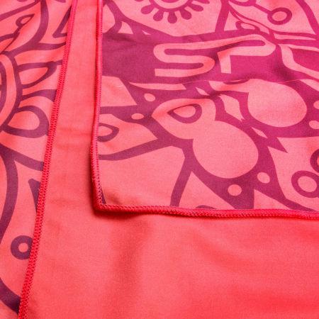 Rychleschnoucí ručník - Spokey MANDALA 80x160CM - 7