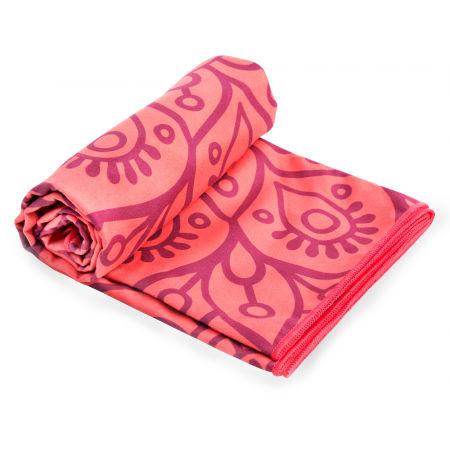 Rychleschnoucí ručník - Spokey MANDALA 80x160CM - 2
