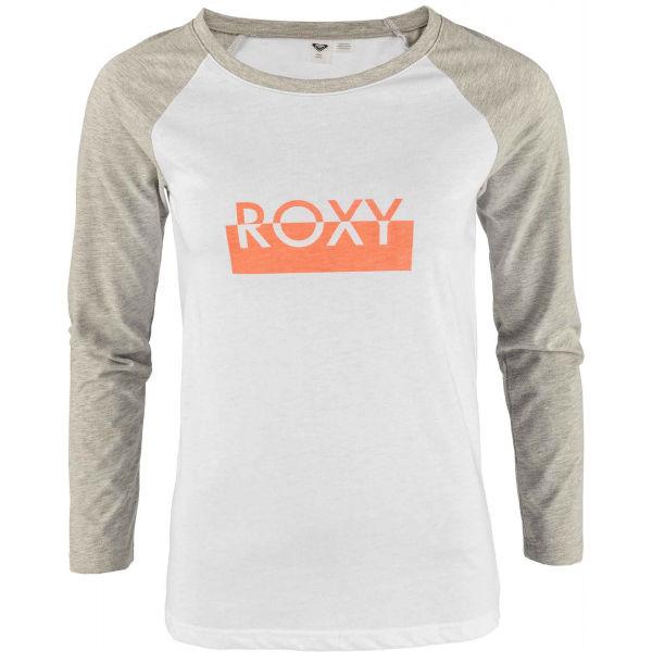 Roxy ABOUT LAST DANCE A šedá M - Dámske tričko