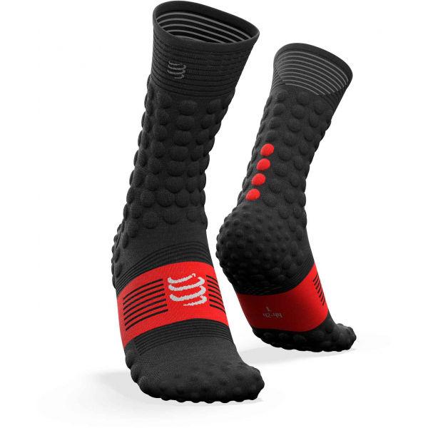 Compressport PRO RACING SOCKS v3.0 - Zimné bežecké ponožky
