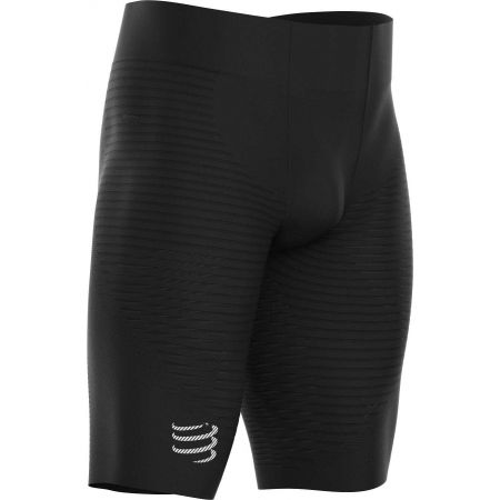 Compressport OXYGEN UNDER CONTROL SHORT - Men's compression running shorts