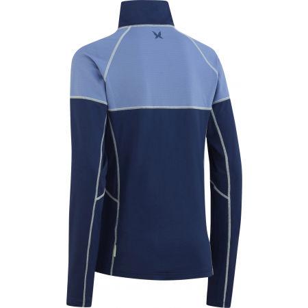 Women's sports sweatshirt - KARI TRAA MARIA F/Z - 2