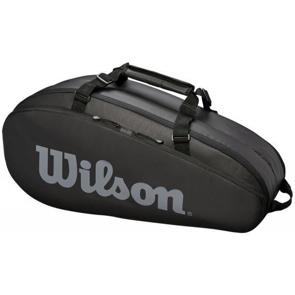 Wilson TOUR 2 COMP SMALL černá NS - Tenisová taška