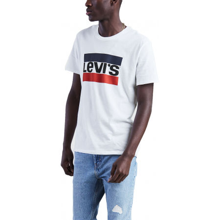 Men's T-Shirt - Levi's SPORTSWEAR LOGO GRAPHIC - 1