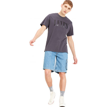 Men's T-Shirt - Levi's RELAXED GRAPHIC TEE - 1