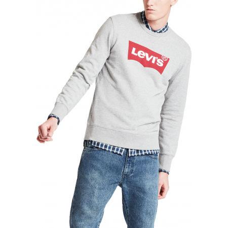 Levi's GRAPHIC CREW B - Bluza męska