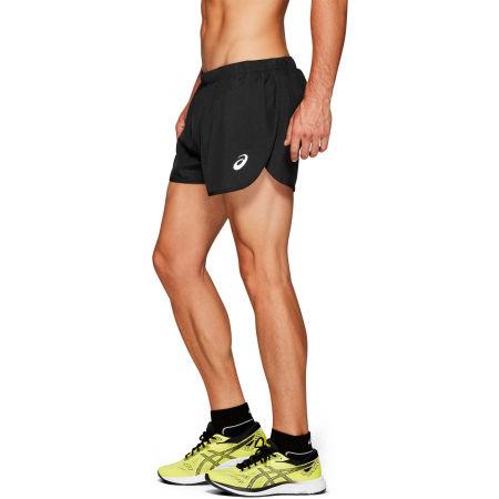 Мъжки къси панталони за бягане - Asics SILVER SPLIT SHORT - 3