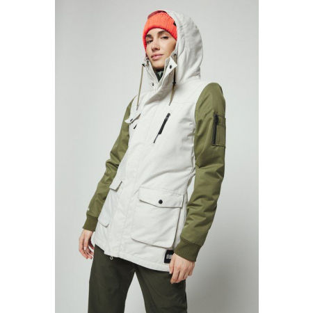 Dámska lyžiarska/snowboardová bunda - O'Neill PW CYLONITE JACKET - 3