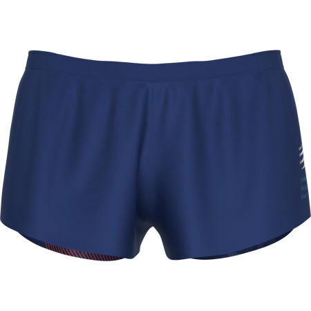 Men's running shorts - Compressport RACING SPLIT SHORT M - 2