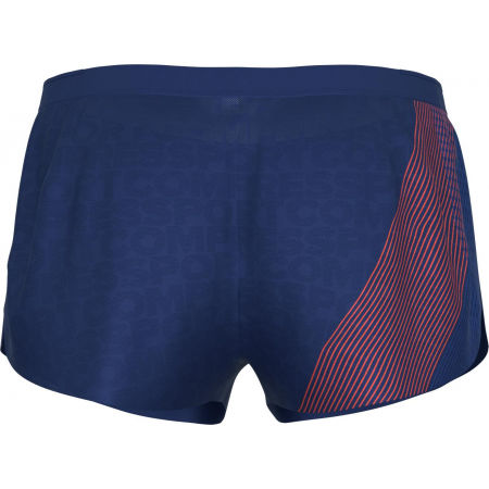 Men's running shorts - Compressport RACING SPLIT SHORT M - 6