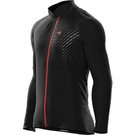 Men's running jacket - Compressport HURRICANE JACKET v2 - 4