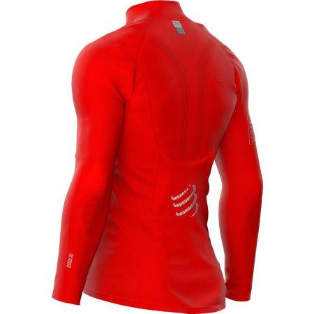 Geacă alergare bărbați - Compressport HURRICANE JACKET v2 - 5
