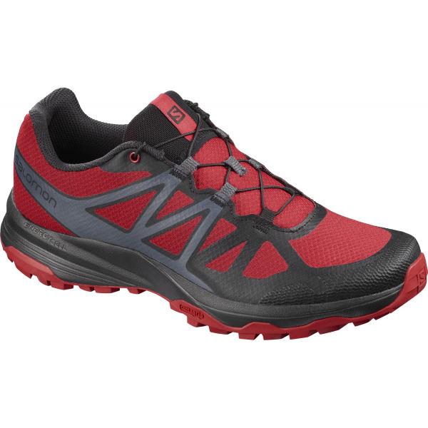 Salomon XA ORIBI čierna 12.5 - Pánska trailová obuv