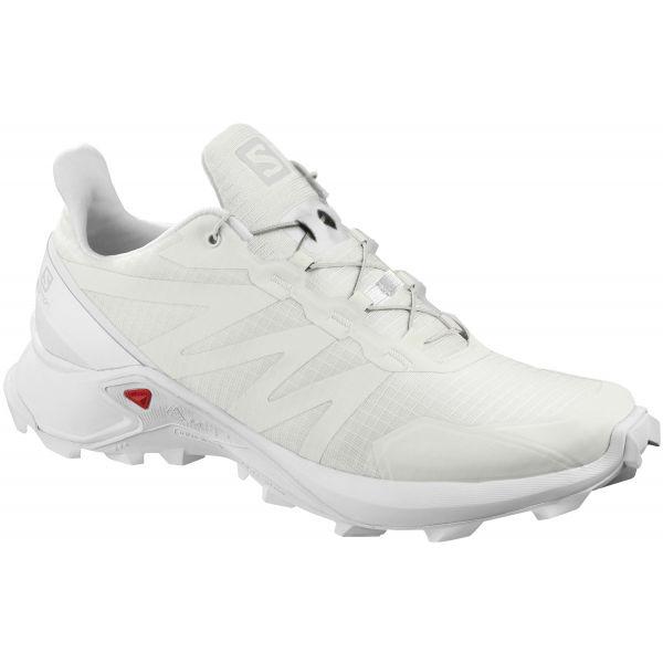 Salomon SUPERCROSS W bílá 7.5 - Dámská běžecká bota