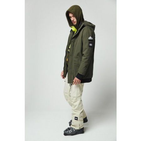 Men's winter jacket - O'Neill PM DECODE-BOMBER JACKET - 4