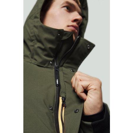 Men's winter jacket - O'Neill PM DECODE-BOMBER JACKET - 7