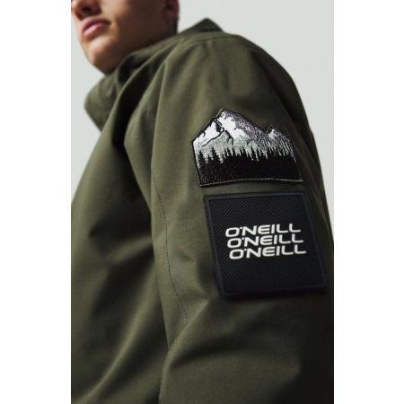 Men's winter jacket - O'Neill PM DECODE-BOMBER JACKET - 8