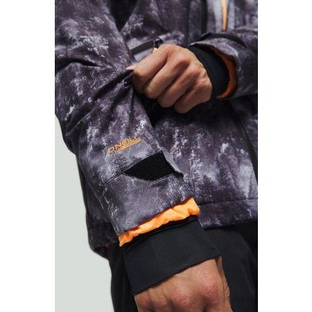 Pánská snowboardová/lyžařská bunda - O'Neill PM DIABASE JACKET - 7