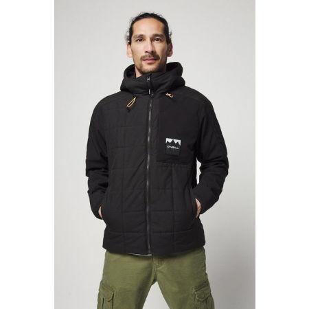 Pánská zimní bunda - O'Neill PM MANEUVER QUILT-MIX JACKET - 3
