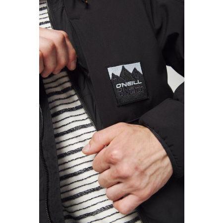 Pánská zimní bunda - O'Neill PM MANEUVER QUILT-MIX JACKET - 6