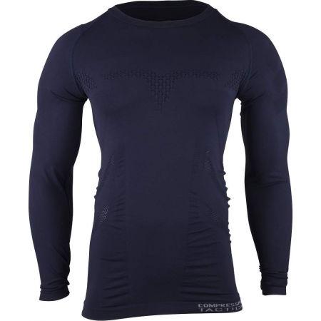 Men's functional T-shirt - Compressport TACTICAL LEGION COMPRESSION SHIRT LS - 1