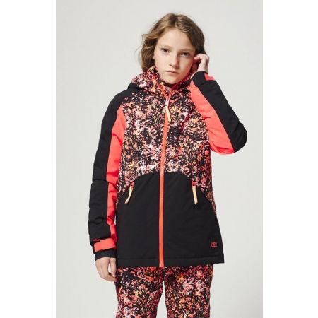 Dívčí lyžařská/snowboardová bunda - O'Neill PG ALLURE JACKET - 3