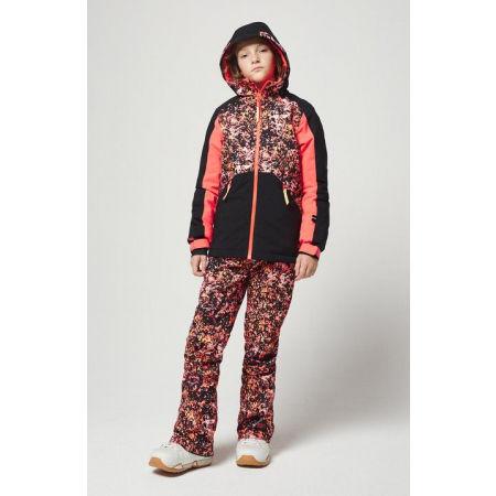 Dívčí lyžařská/snowboardová bunda - O'Neill PG ALLURE JACKET - 4
