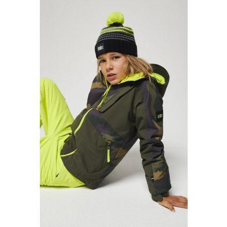 Chlapčenská lyžiarska/snowboardová bunda - O'Neill PB APLITE JACKET - 4